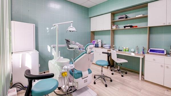 Кабинет стоматолога - вид 2