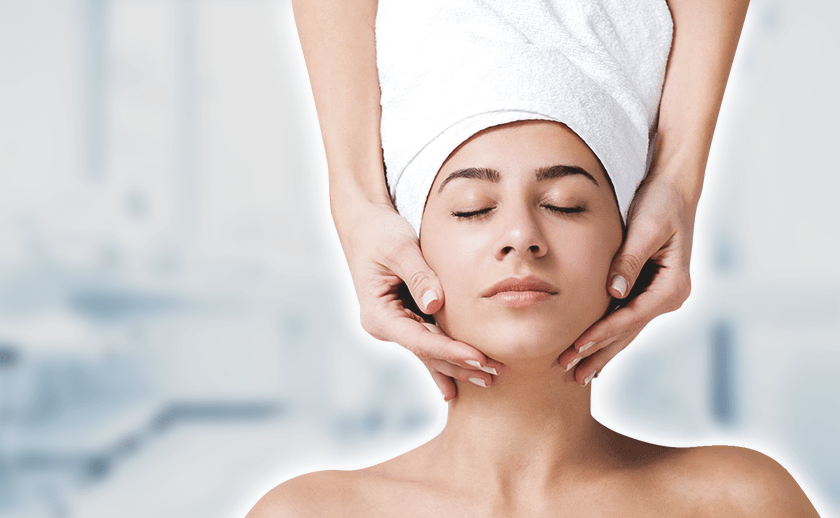 Косметологические процедуры по уходу за кожей лица
